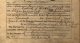 William and Elizabeth (Guinness) Jameson 1844 Marriage Record